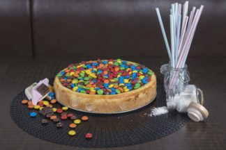 M&M-Cheesecake