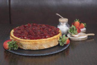 Aardbeien-Cheesecake
